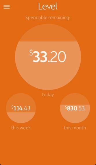 level money budgeting app