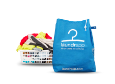 Wash & Fold Laundry on Demand