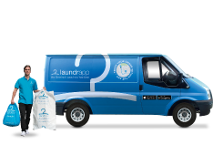 Laundry & Dry Cleaning Delivered To Your Door