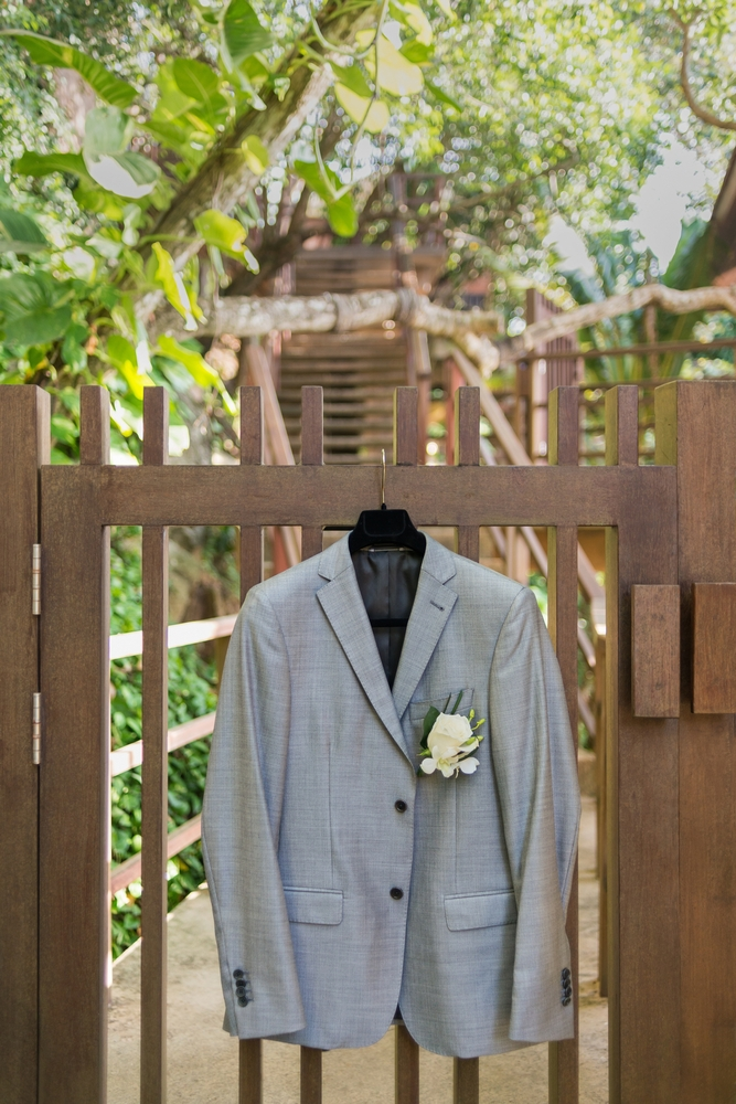 Classic yet trendy Groom's jacket