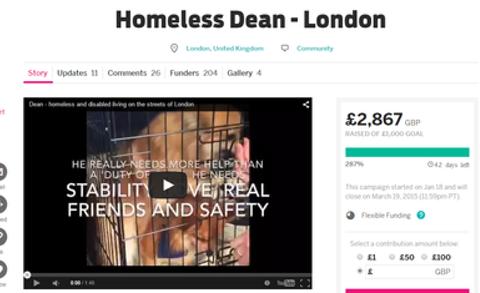 Laundrapp supports HelpDean