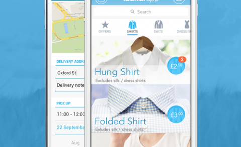 Laundrapp - London's on-demand laundry service