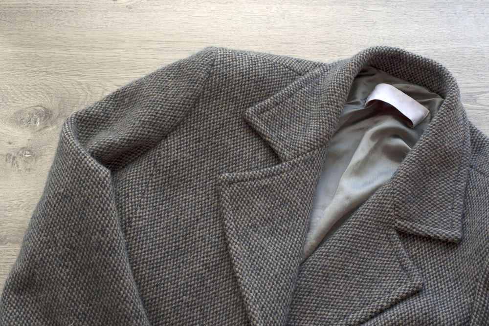 how to clean your winter coat