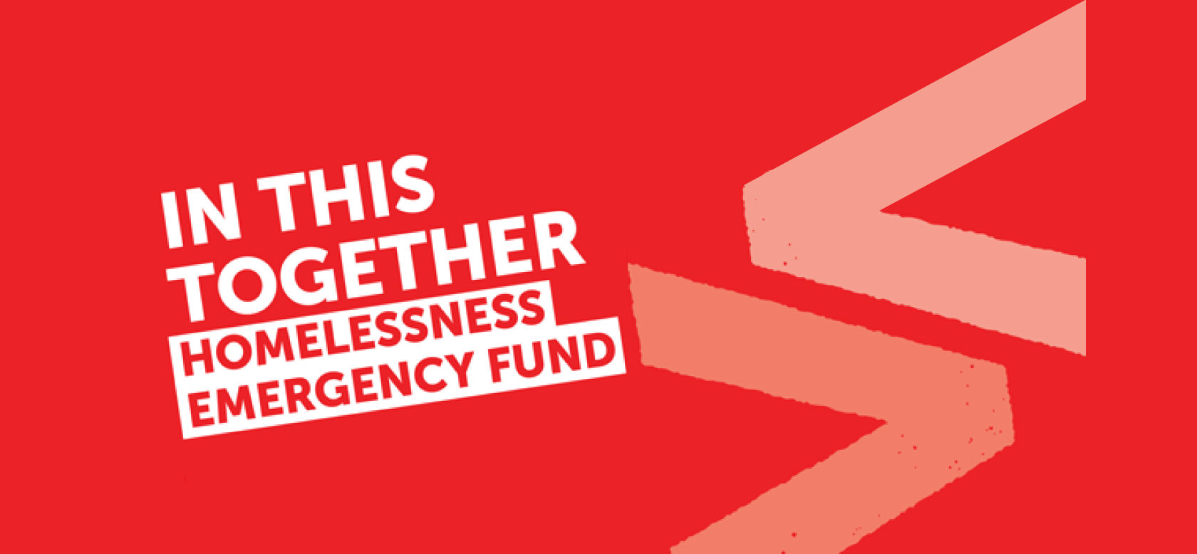 Test reading In This Together, Homeless Emergency Fund
